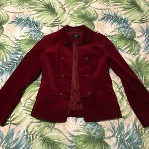 Talbots Crimson Blazer